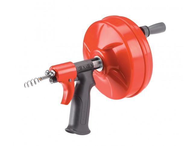 Вертушка ручная RIDGID Power Spin с автоподачей Autofeed
